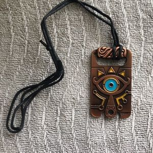 Zelda Breath of the Wild Sheika Necklace